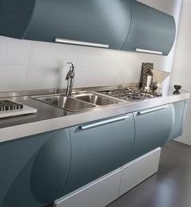 Mobiliario de cocina italiano Aster Cuccine
