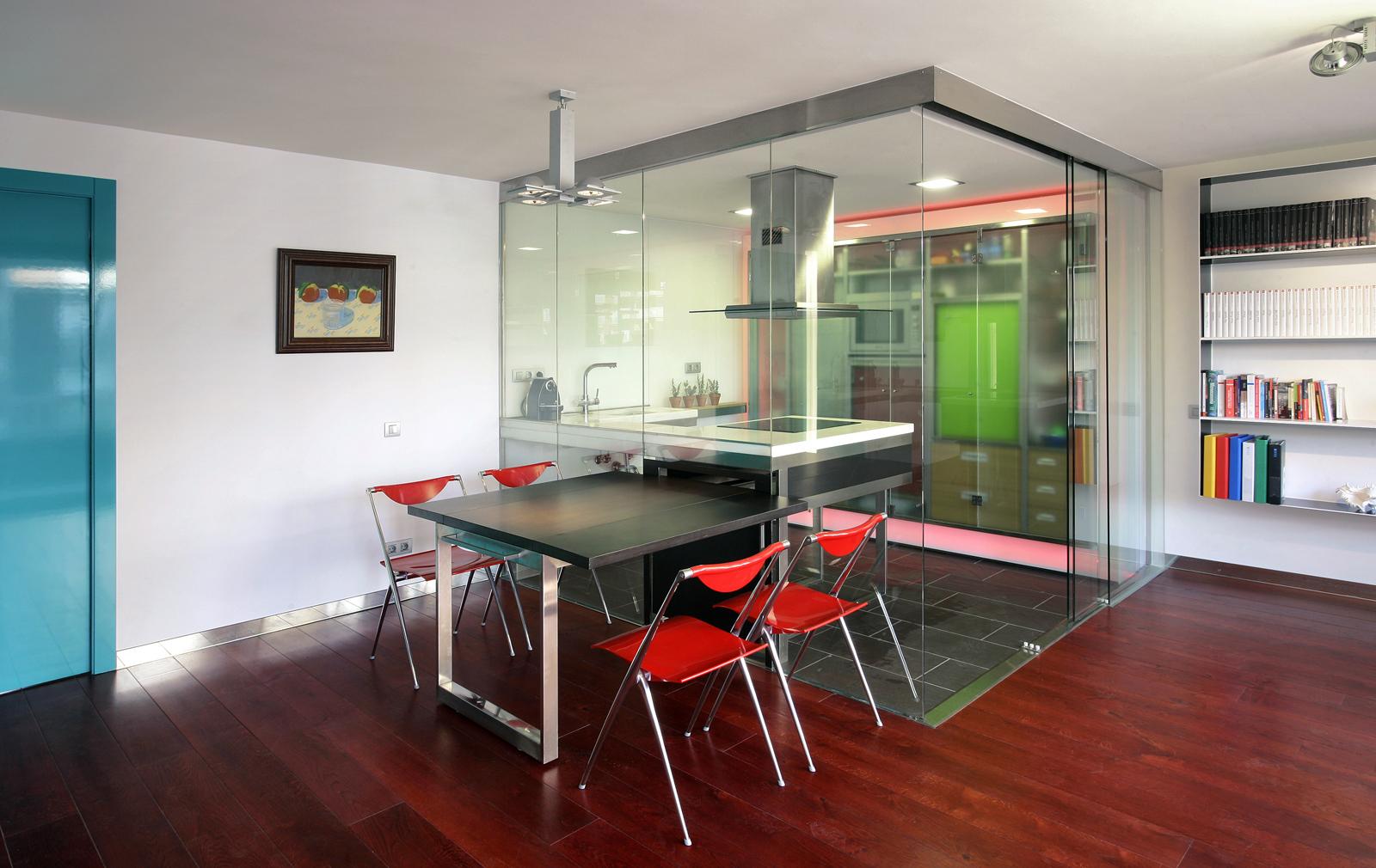Barcelona interior studio interiorismo y decoraci n - Cocinas en barcelona ...