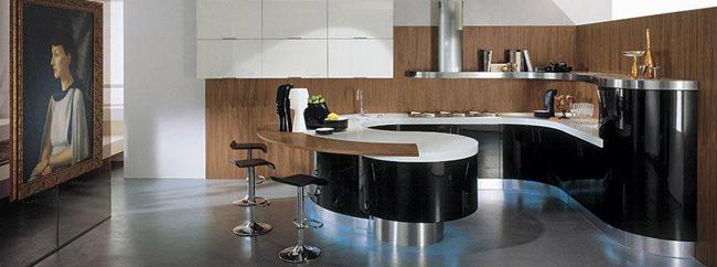 Dise o italiano de cocinas barcelona interior studio - Diseno cocinas barcelona ...
