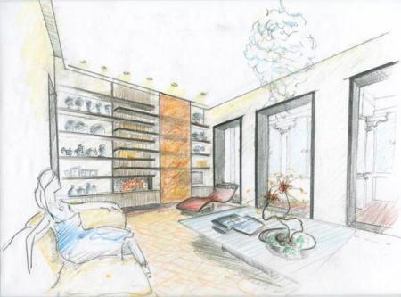 Dise o e interiorismo en barcelona cuarta parte barcelona interior studio - Arquitectura en diseno de interiores ...