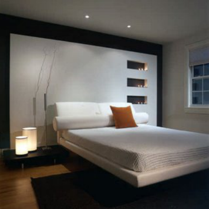 La iluminaci n en la decoraci n de dormitorios cocinas y - Iluminacion para dormitorios ...
